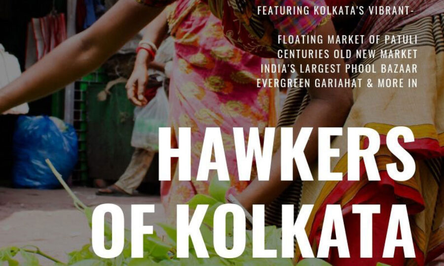 Hawkers of Kolkata