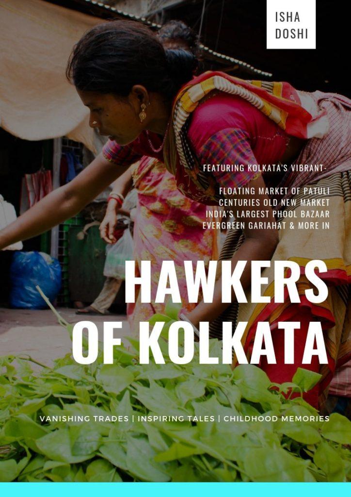 Book Review: Hawkers of Kolkata by Isha Doshi
