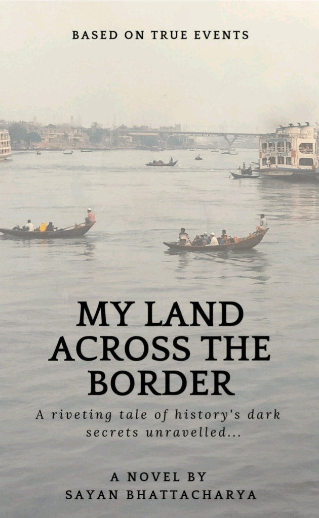 My Land Across The Border Blogchatter