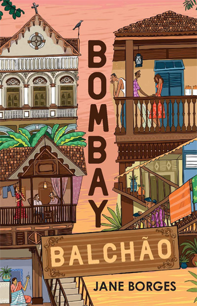 Bombay Balchao by Jane Borges
