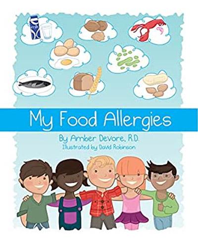 My Food Allergies: A Children's Book