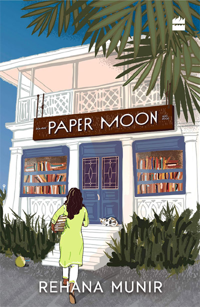Paper Moon by Rehana Munir