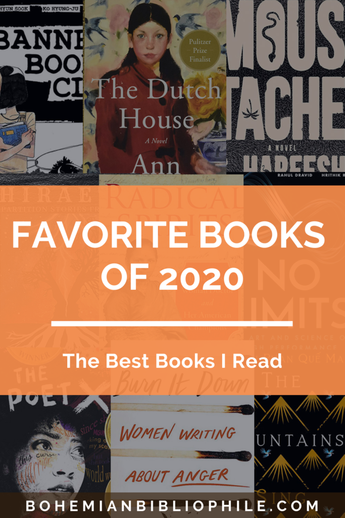 2020 in Review: The Best Books I Read
