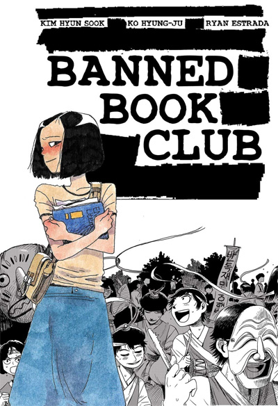 Banned Book Club by Hyun Sook Kim