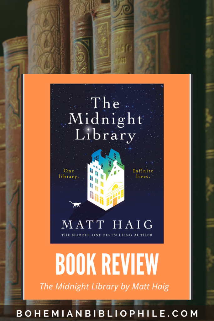 The Midnight Library by Matt Haig Book Review
