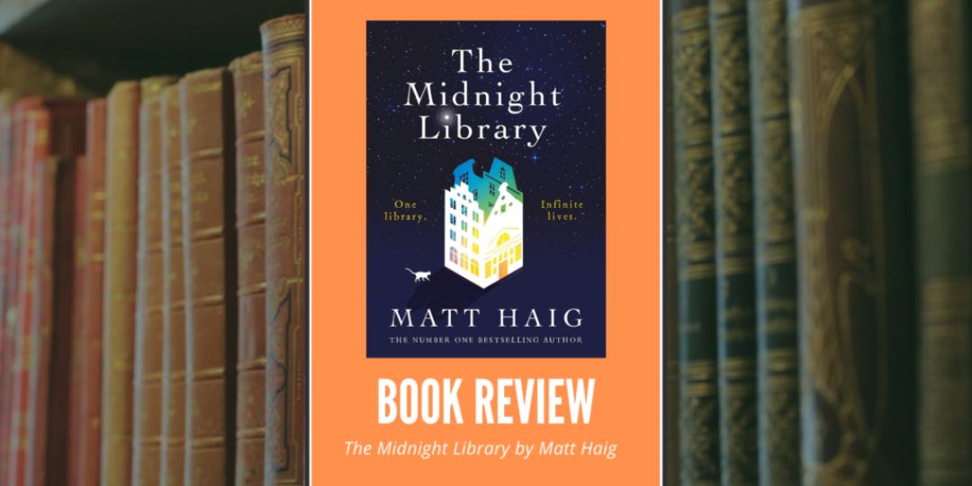 The Midnight Library by Matt haig Header1