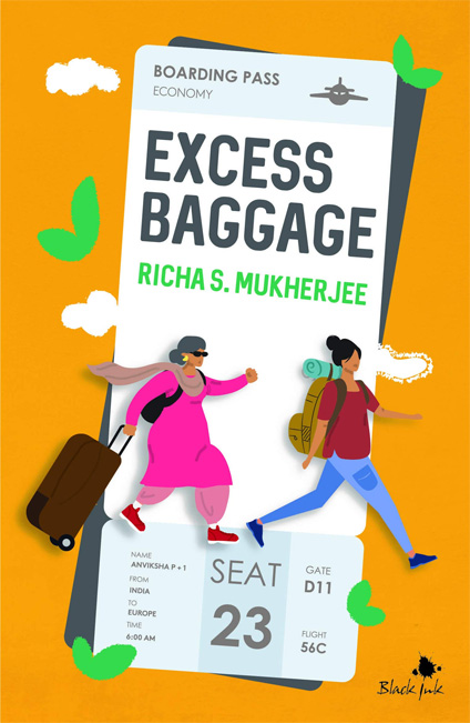Excess Baggage by Richa S. Mukherjee Book Review