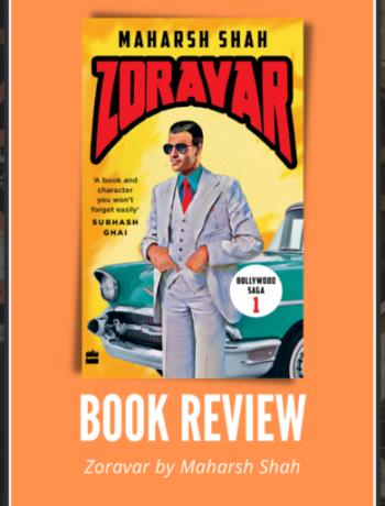 Zoravar by Maharsh Shah Header