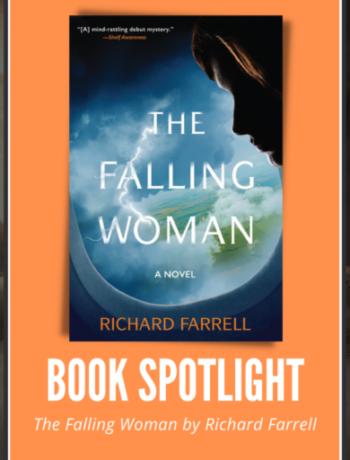 The Falling Woman by Richard Farrell Header
