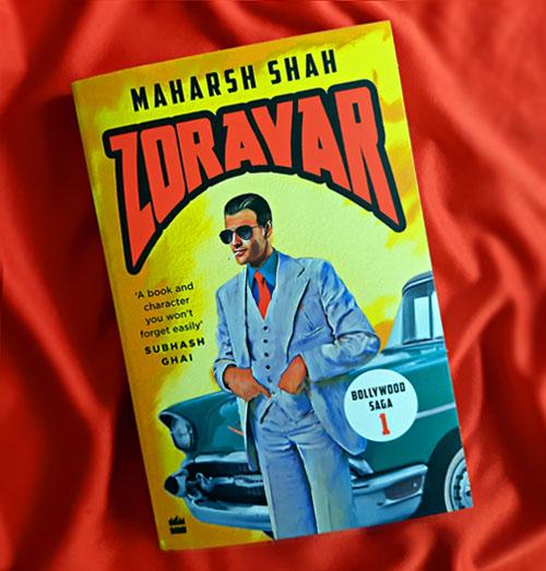 Zoravar by Maharsh Shah Book Review