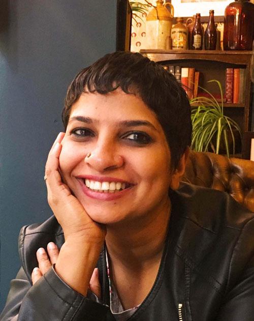 Arathi Menon Author