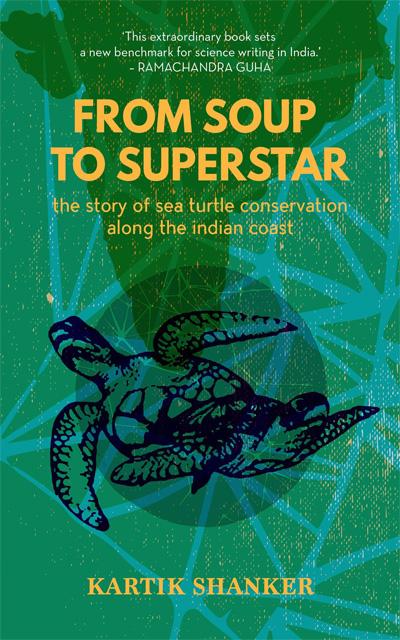 From Soup to Superstar by Kartik Shanker