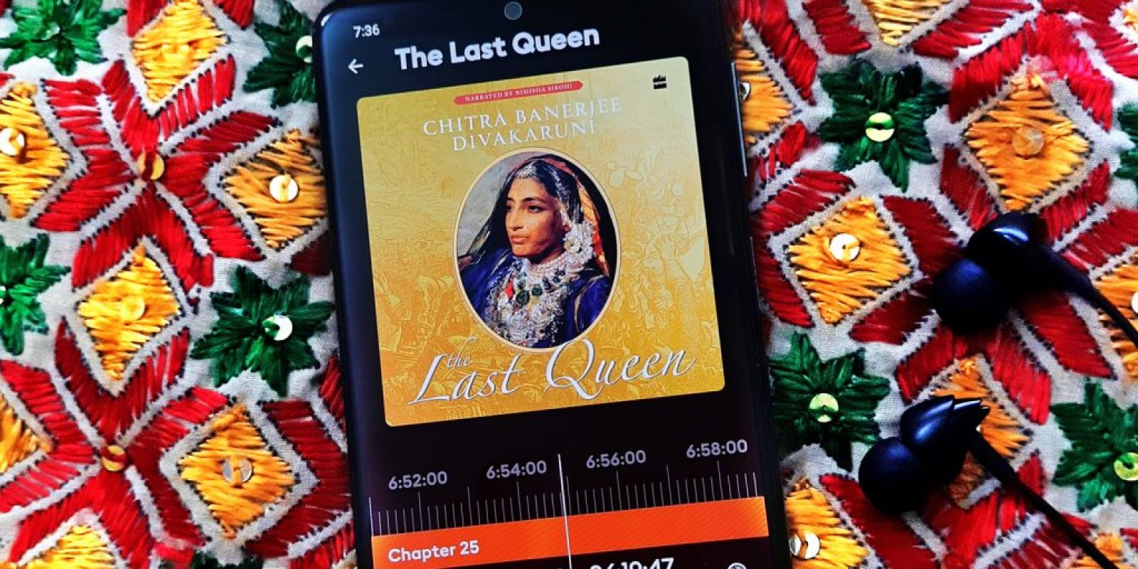 The Last Queen by Chitra Banerjee Divakaruni Book Review