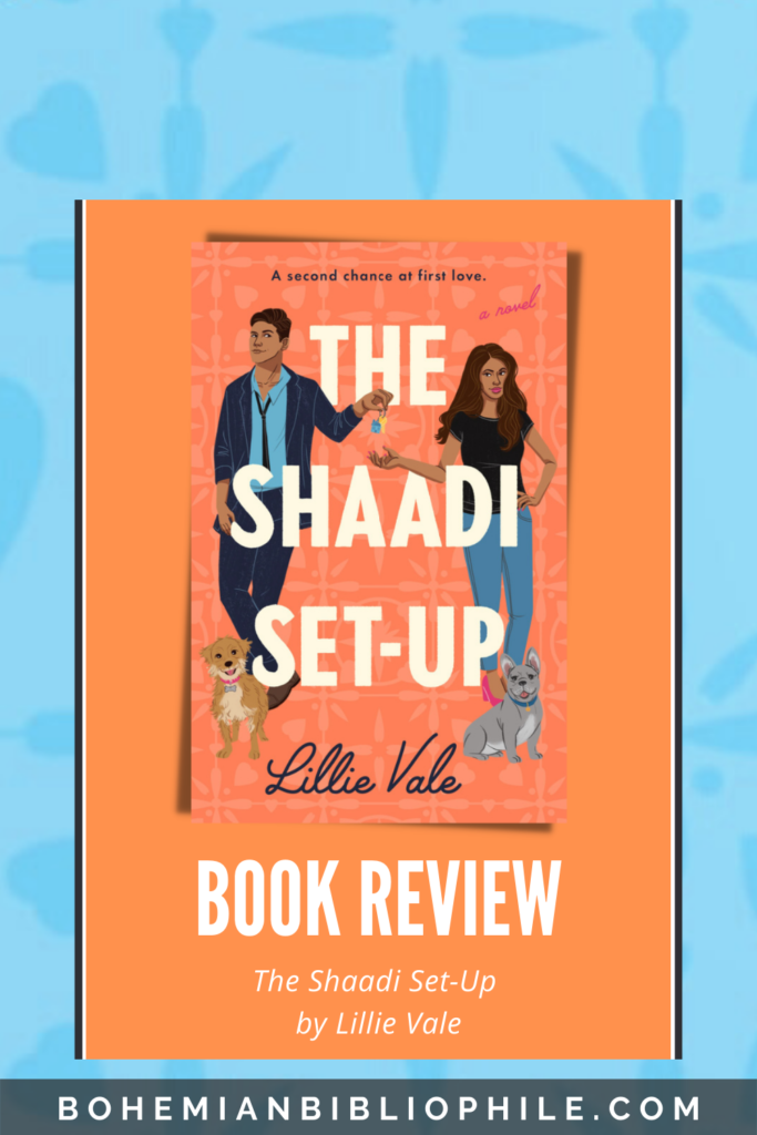 A charming and witty slow-burn second chance rom-com with just the right amount of angst. The Shaadi Set-Up by Lillie Vale checks all the boxes.