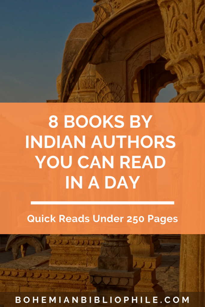 8 Books by Indian Authors You Can Read in a Day