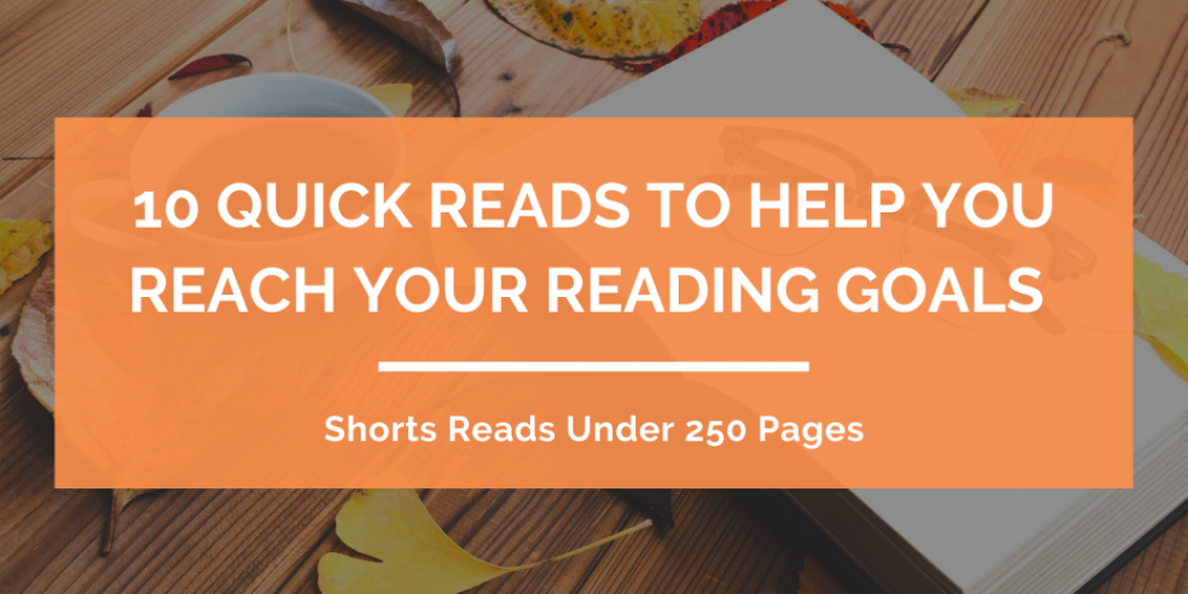 Quick Reads To Help You Reach Your 2021 Reading Goals Header (1)
