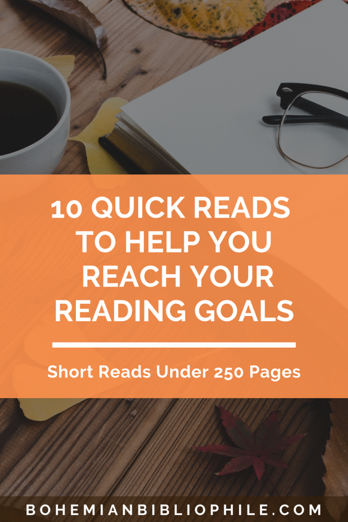 10 More Quick Reads To Help You Reach Your 2021 Reading Goals