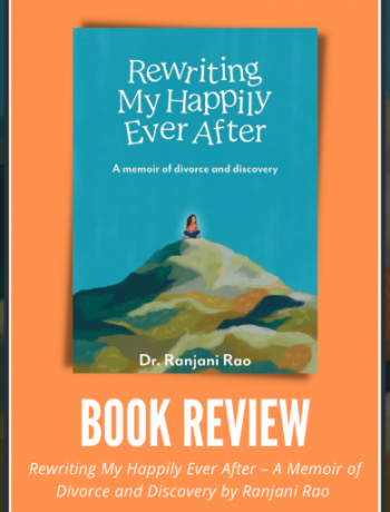 Rewriting My Happily Ever After by Ranjani Rao Header