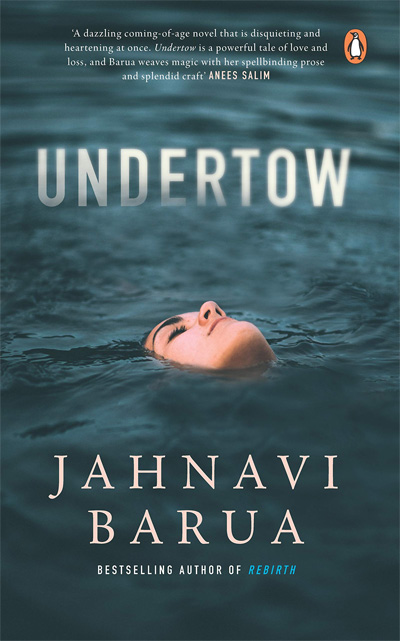 Undertow by Jahnavi Barua